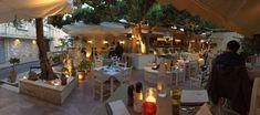 Alana Restaurant - Fancy Mediterranean Food in Season Restaurant, Seasonal Food, Mediterranean Recipes, Trip Advisor, Crete Greece, Romantic, Fancy, Table Decorations, City