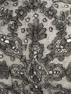 Chantilly Lace Making, Antique Lace, Bobbin Lace, Old And New, Linens, Tulle, France, Antiques, Crochet