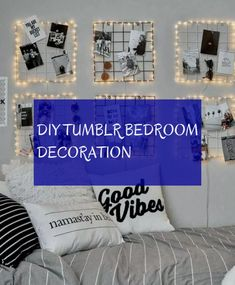 Huge city condos, vintage home formats, and present day space Tumblr Bedroom, Diy Tumblr, Present Day, Condo, Bedroom Decor, Decoration, Home Decor, Dekoration, Tumblr Room