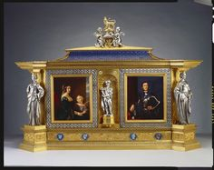 Circa 1851 Jewel cabinet commissioned by Albert for Victoria | The Royal Collection