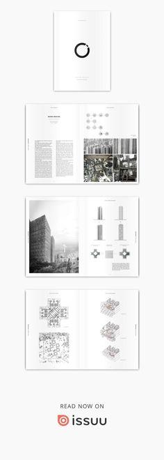 Architecture Portfolio / Monika Woźniak - Rebel Without Portfolio Design Layouts, Layout Design, Graphisches Design, Design Blog, Design Cars, Landscape Architecture Portfolio, Architecture Model Making, Conceptual Architecture, Creative Architecture