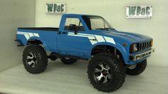 Black+Mickey+Thompson+Aluminum+Wheels | RC4WD 1.55 Steel Stock Wheels (Black)/RC4WD Mickey Thompson Baja Claws ...