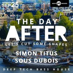 The Day After in Club NL Amsterdam