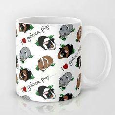 A Guinea Pig Mug!