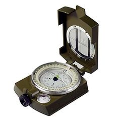 SE CC4580 Military Prismatic Sighting Compass with Pouch SE http://www.amazon.com/dp/B001ID4ZY0/ref=cm_sw_r_pi_dp_WOIUvb19X0DCN