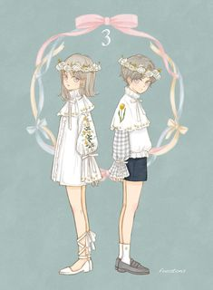 fouatons/9.30関西コミティア (@surume050505) | Twitter Vintage Fashion Sketches, Fashion Design Sketches, Manga Clothes, Drawing Clothes, Anime Art Girl, Manga Art, Cute Fashion, Fashion Art, Couple Outfits