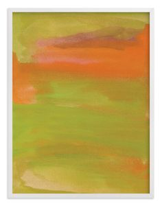 """""""abstract painting green"""" - Art Print by aticnomar in beautiful frame options and a variety of sizes. Green Paintings, Abstract Paintings, Green Wall Art, Green Art, Spring Home, Custom Art, Wall Art Prints, Mint, Painting Art"""