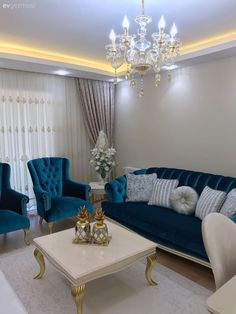 : 100 Great Living Room Decor, Living Room Sets, Models and Ideas - - Classy Living Room, Blue Living Room Decor, Living Room Sofa Design, Home Room Design, Living Room Colors, Living Room Sets, Living Room Interior, Living Room Designs, Home Decor Furniture