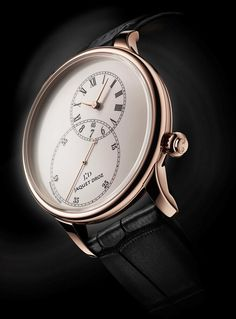Jaquet Droz - Grande Seconde Off-Centered Ivory Enamel