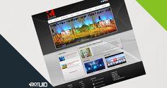 Website design for Rhythm Company              http://dotuid.com/project/rhythm/#prettyPhoto
