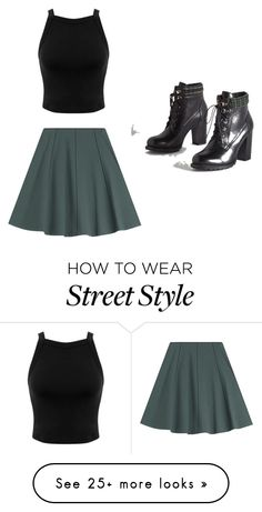 """""""Sierra's Outfit"""" by hopecobb on Polyvore featuring Steffen Schraut and Miss Selfridge"""