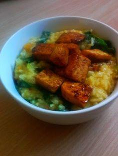 Hasta La Vegan: Vegan Mofo #11: Squash and Coconut Rice Bowl