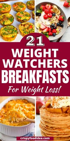 Weight Watchers Meal Plans, Weight Watchers Breakfast, Weight Watchers Diet, Weight Watchers Pumpkin, Ww Recipes, Cooking Recipes, Healthy Recipes, Breakfast Time, Cocktail