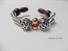 HandCrafted Avant-garde Silver Filigree Cuff by rusticouture Gypsy Style, Boho Gypsy, Japanese Brides, Stylish Womens Suits, Cloth Flowers, Wedding Preparation, Pure Copper, Blush Color, Working Moms