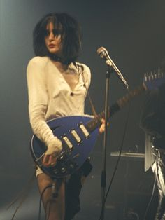 Siouxsie playing Ghent Belgium 1982
