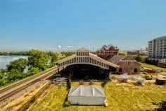 Union Station Train Shed, Montgomery, Alabama - Southern Makers 2015 - Photography by Lisa Jones Photography