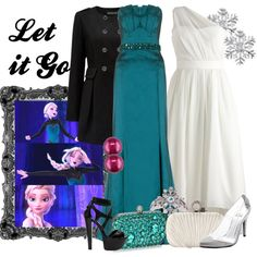 """Let it Go"" by amarie104 on Polyvore"