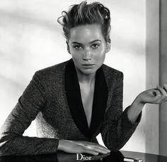 Jennifer Lawrence looks flawless in the new Dior ads // #Dior #Advertising #JenniferLawrence #flawless