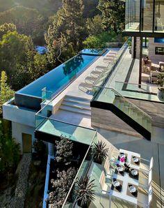 Magnifique villa de luxe à Ubud, dans le centre de l'île de Bali
