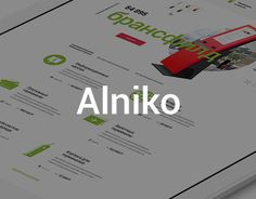 "Check out new work on my @Behance portfolio: ""Alniko - corporate web sites"" http://be.net/gallery/33796918/Alniko-corporate-web-sites"