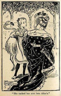 charles robinson alice in wonderland | Charles Robinson Alice's Adventures in Wonderland