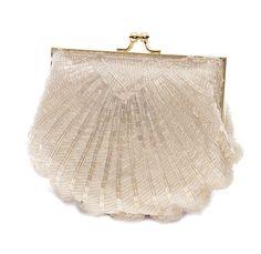 Victoria Bridal Handbag in Ivory .:. Dressy Days .:. Victoria Bridal Handbag in Ivory