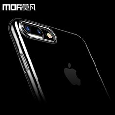 MOFi for iPhone 7 plus case silicone soft  transparent ultra thin back 5.5 super clear 0.6 mm funda 4.7 inch for iPhone7