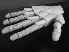 3Dプリンター制作義手  FLASHFORGE JAPAN....
