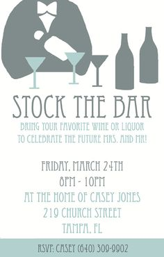 Bartender Stock The Bar