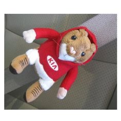 Just bought this off of amazon! #hamster #kiasoul #hamstercar