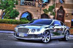 soulmate24.com Chrome Bentley! www.kerlagons.com