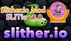 Slither.io Mods SLITio v2.0 - Slither.io Hack and Slitherio Mods