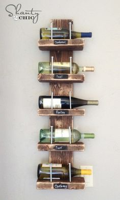 40 Brilliant DIY Shelves That Will Beautify Your Home - Page 4 of 4 - DIY & Crafts