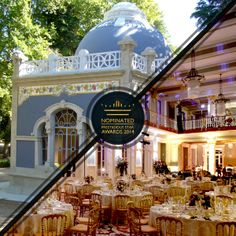 """""""Romantic Venue"""" nominee in #PrestigiousStarAwards 2014 - : Hotel Vidago Palace - Surrounded by natural beauty, Vidago Palace is the most prestigious hotel in Portugal, the perfect venue for destination weddings and an outstanding venue for high calibre corporate events.  http://prestigiousstarawards.com/nomination-results/#most-prestigious-romantic-venue"""