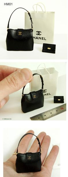 Diseñador hecho a mano de 1/12 escala Dollhouse miniatura