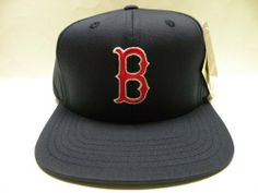 MLB Boston Red Sox Navy Retro Snapback Cap Old School by American Needle.   19.85. 6face9b3a648