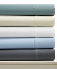 Fairfield Square Collection 800 Thread Count Mercer Sheet Sets | macys.com