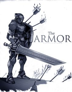 I wanted to redraw my old Armor sketch with a bit more detail added. I think it turned out well. Oh hey I am selling some of my art on society6, come and see^_^.  #thearmorofgod #armor #bible #arrows #defendyourfaith