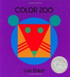 9cb48cdfda190 Color Zoo  Lois Ehlert  9780397322596  Amazon.com  Books
