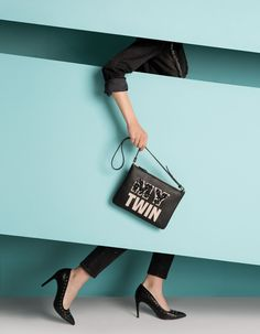 MYTwin Collection: pochette, shoes