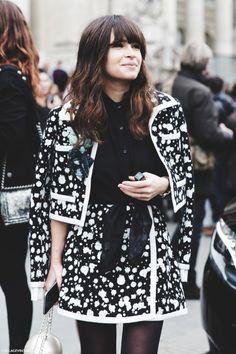 streetssavoirfaire:gracespain: chanel Streets Savoir Faire www.fashionclue.net | Fashion Tumblr, Street Wear & Outfits