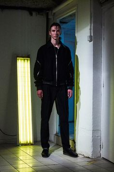 Tim Coppens Spring 2018 Menswear Fashion Show Collection