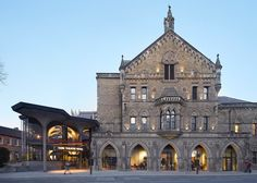 De Matos Ryan overhauls York Theatre Royal and its 1960s extension
