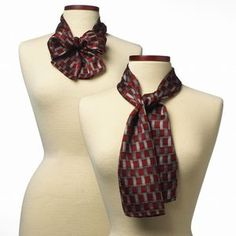 """Career Collection Silk Scarf - Marquette (8""""x45""""), Price/piece"""