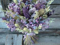 Rustic dried flowers bouquet Tent Wedding, Wedding Reception, Dream Wedding, Dried Flower Bouquet, Dried Flowers, Wedding Bouquets, Wedding Flowers, Wedding Planning, Wedding Ideas