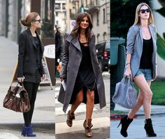 + Ankle Boots