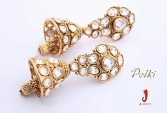 #polki#earrings