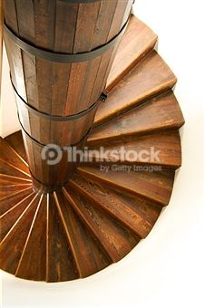 Search for Stock Photos of Stairs Spiral, No People on Thinkstock