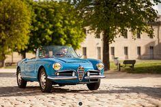 Alfa Romeo Guilietta Spider