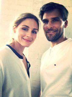 Olivia Palermo und Johannes Huebl für Tommy Hilfiger